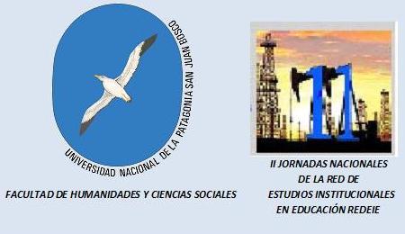 II Jornadas Nacionales de la Red de Estudios Institutionales en Educación